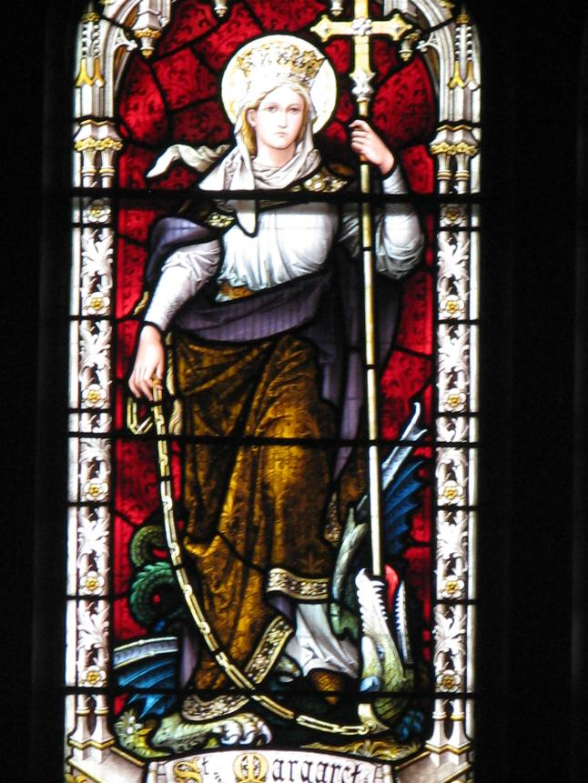 ALB-Margaret of Antioch