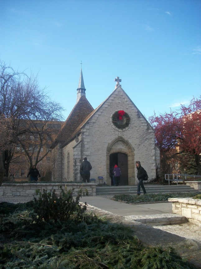 MKE-Joan of Arc Chapel