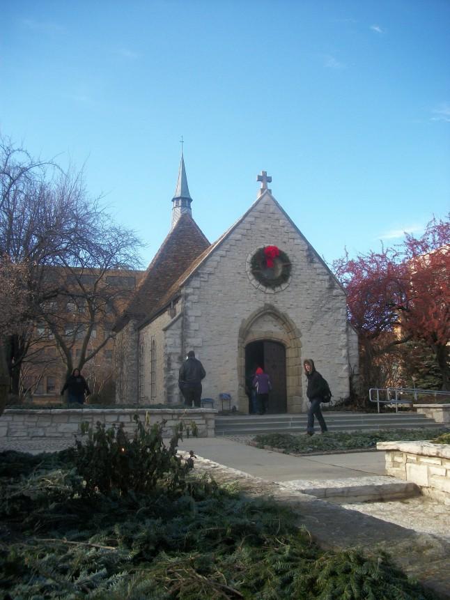 MKE-Joan of Arc Chapel