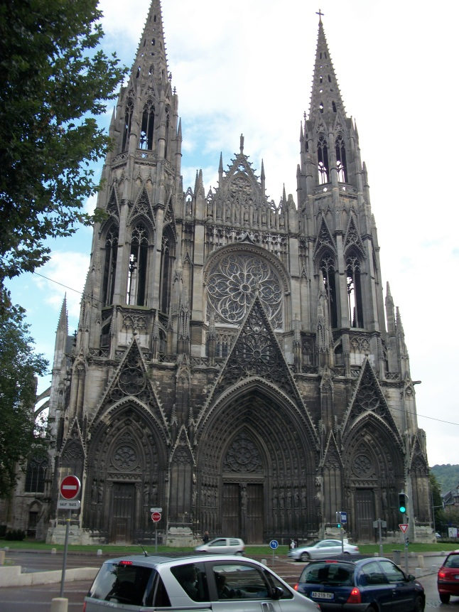 St. Ouen Abbey Church