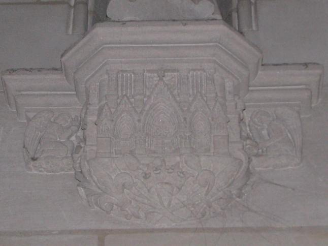 WNC-Jeanne d'Arc Pedestal