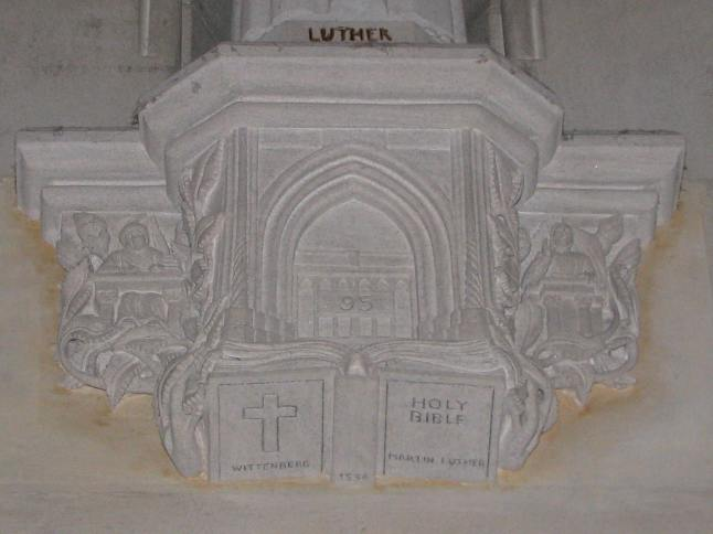 WNC-Luther Pedestal