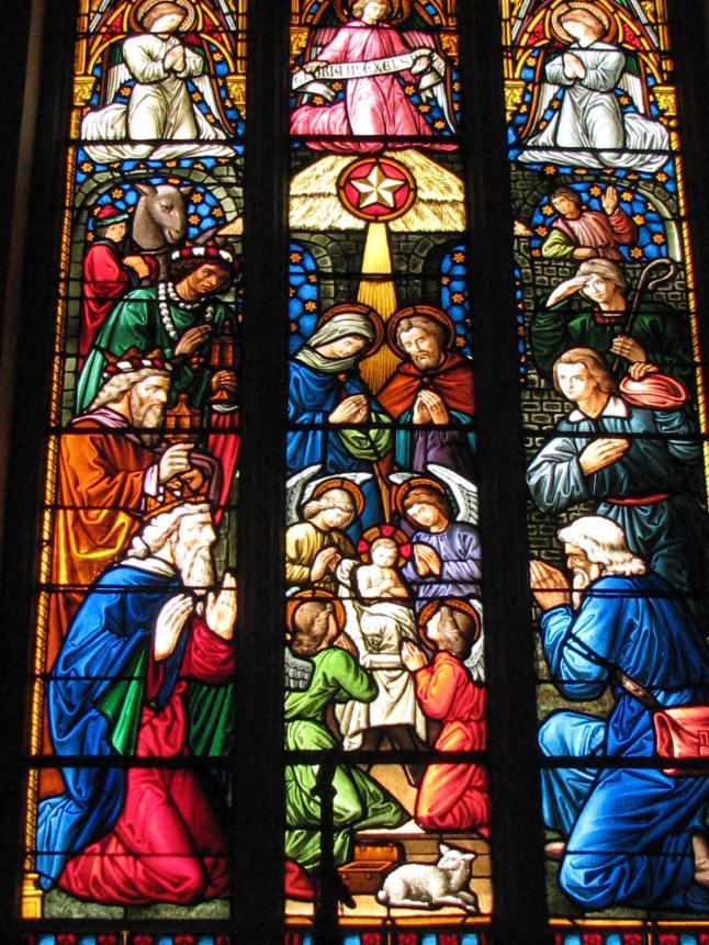 BON-Adoration Window
