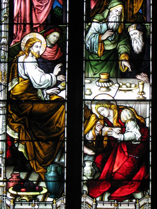 ALB-Mary & Christ
