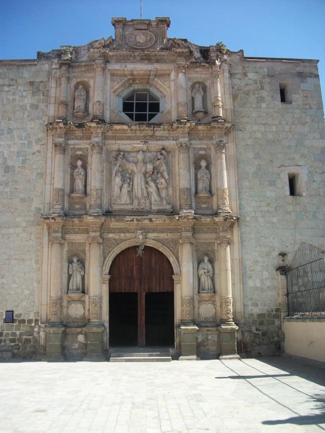 OAX-San Augustin Facade